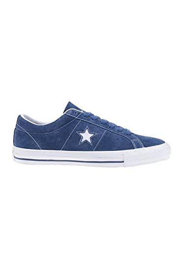 61c01e1f7c4c ... spain converse cons one star skate suede leather sneaker navy blue 11.5  us men 42a8f 61af0