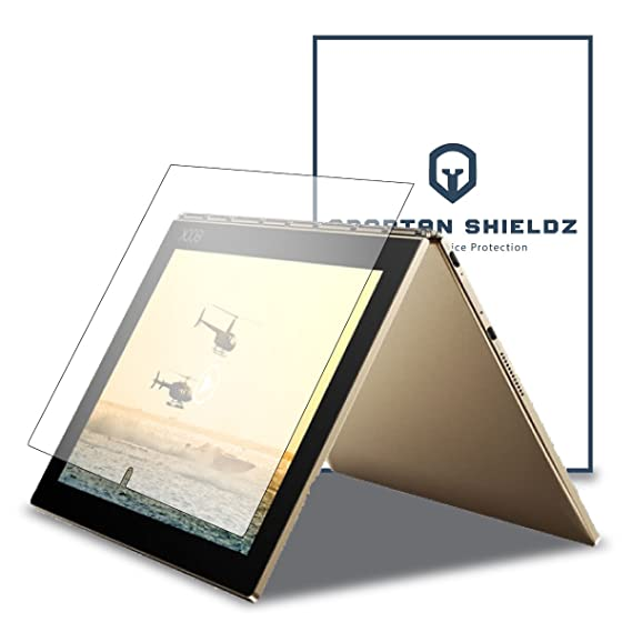 6X - Spartan Shield Premium HD Screen Protector For Lenovo Yoga Book 10.1-6X