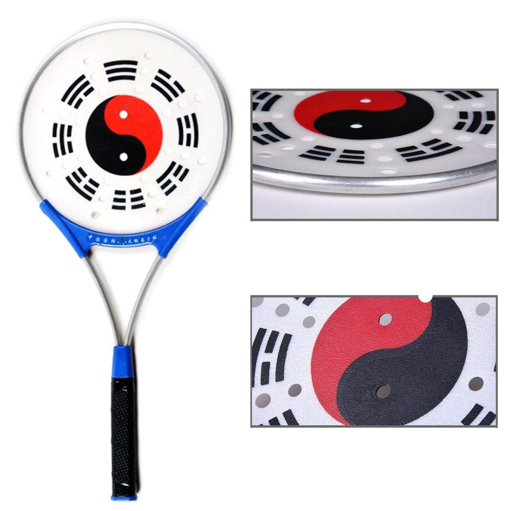 Breeezie Martial Arts Tai Chi Rouli Ball and Racket For Soft Body ...