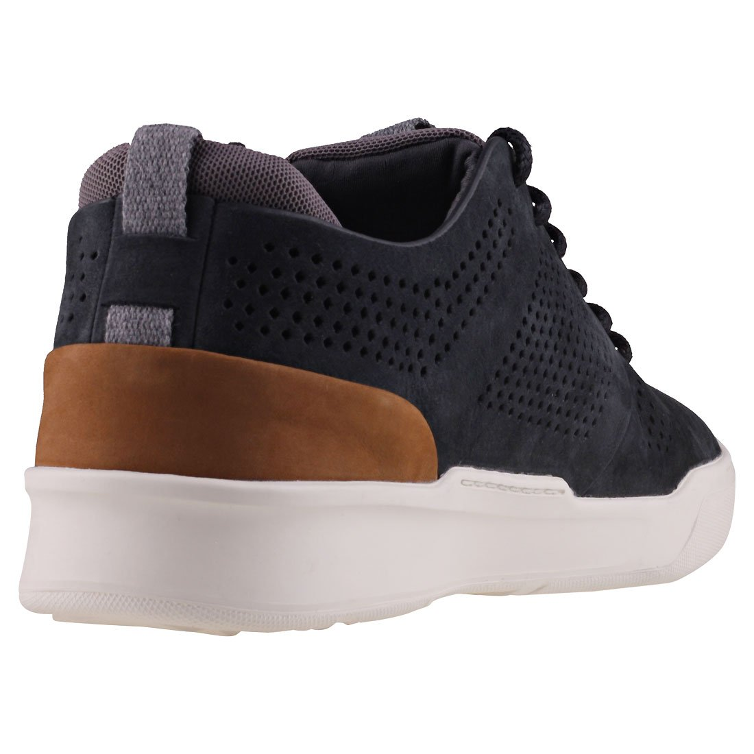 b49a6dccffdd2 Lacoste Explorateur Craft 118 1 Mens Trainers Black Grey - 11 UK   Amazon.co.uk  Shoes   Bags