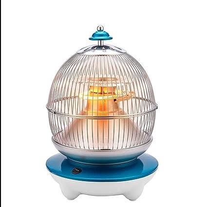 Calentador doméstico, Calentador eléctrico, radiador - Exterior de la Jaula de pájaros - Calentamiento