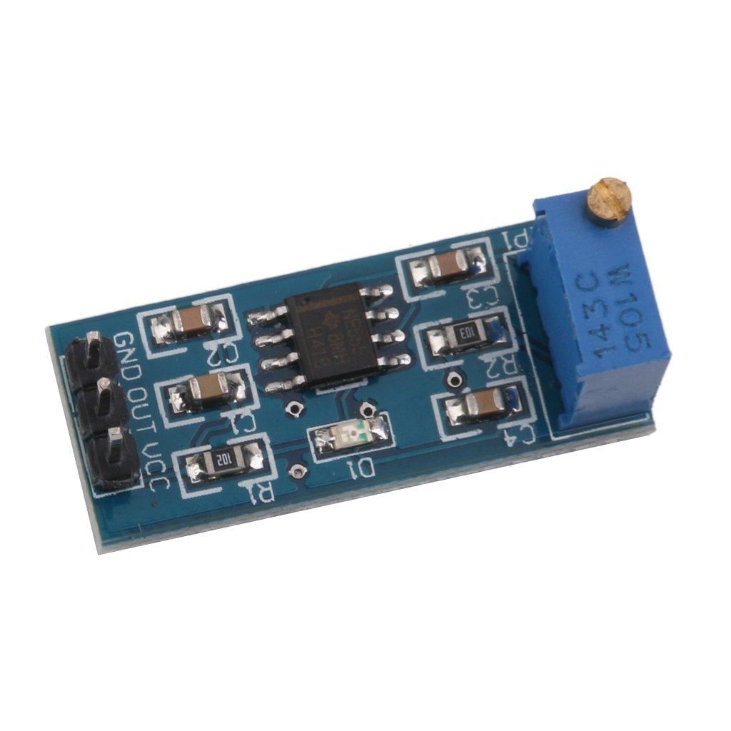 Modulo De Frecuencia Generador De Impulsos NE555 5 ~ 12v Unbekannt STK0114013606
