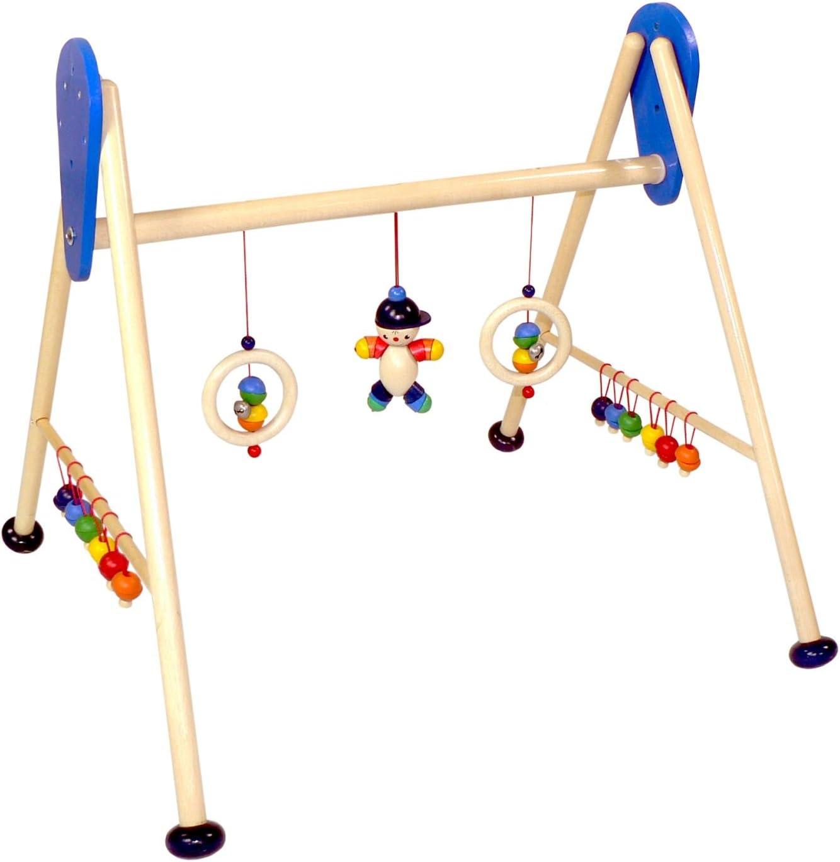 Hess 13328 - Barra de actividades de gimnasio para bebé, diseño Joe