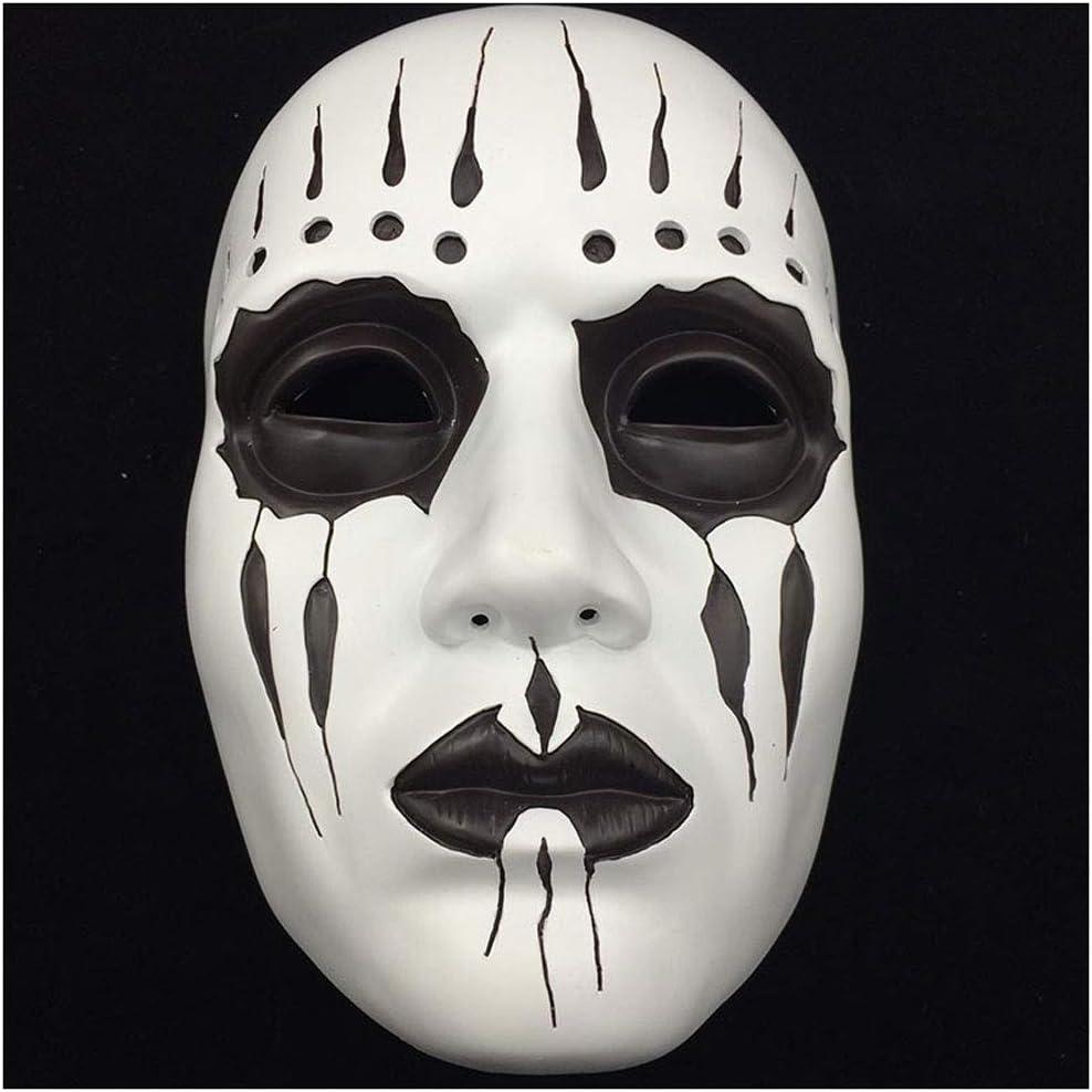 Chapeaux Masques Et Accessoires Yapin Masques De Resine Slipknot Halloween Masque De Masque Terreur Joey Jeux Et Jouets Hotelaomori Co Jp