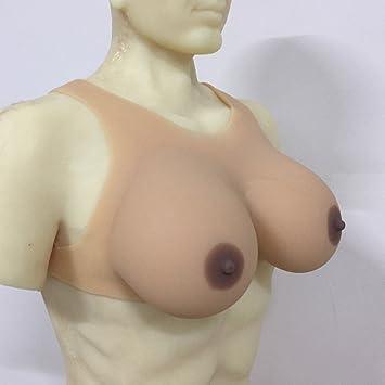 Silicone fake tits