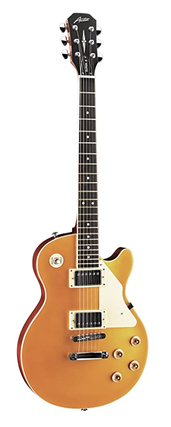 Amazon.com: Austin Guitars AS6PGT Super-6 Series, Electric Guitar: Musical Instruments