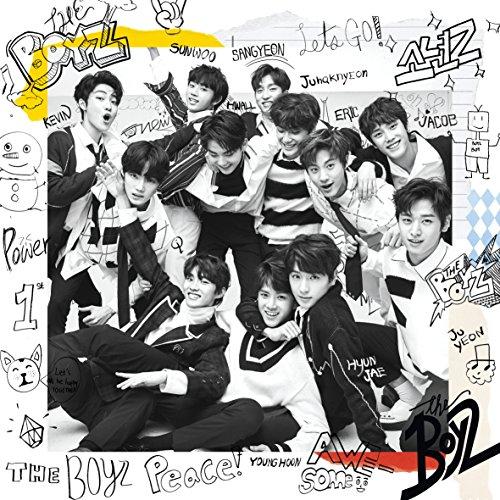 The Boyz Debut Album [The First]