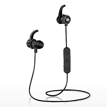 e0487f1e99e7f5 TAGG Impulse Wireless Bluetooth Earphone with Mic (Black): Buy TAGG ...