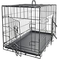 Amazon.com: Crates & Kennels - Crates, Houses & Pens: Pet Supplies ...