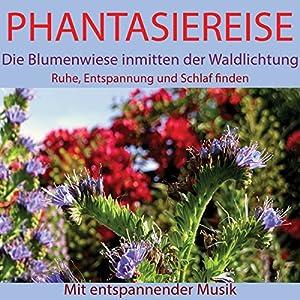 Phantasiereise - Die Blumenwiese inmitten der Waldlichtung Hörbuch