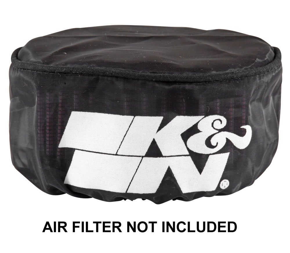 K&N E-3120DK Black Drycharger Filter Wrap - For Your K&N 60-0400 Filter