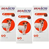 BRAVECTO 4.5-10KG 250MG (3 Pack)