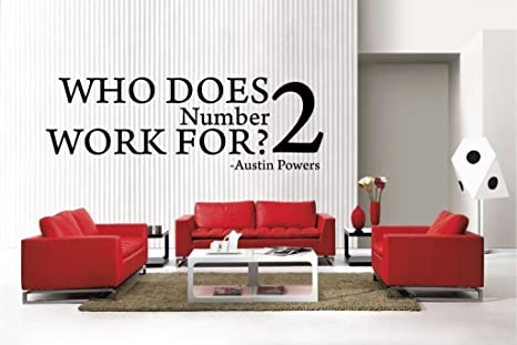 Amazoncom Newclew Quién Número 2 Trabajo Para Austin