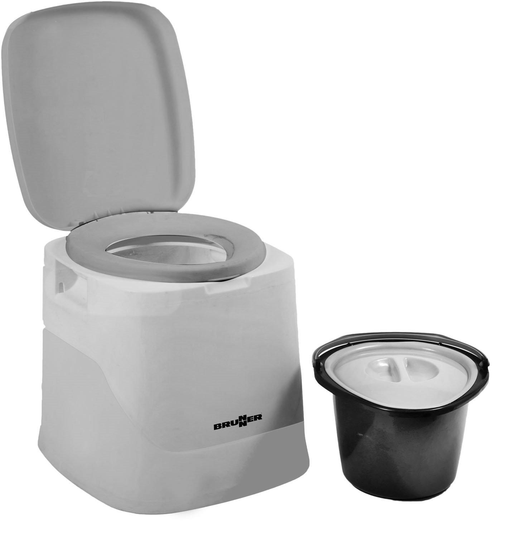 Brunner Toilette Mobil WC Eimertoilette Chemietoilette Optiloo