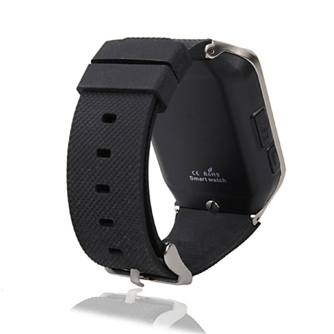 Bocideal® 1PC Aplus GV18 Bluetooth Cámara de Smart Watch ...