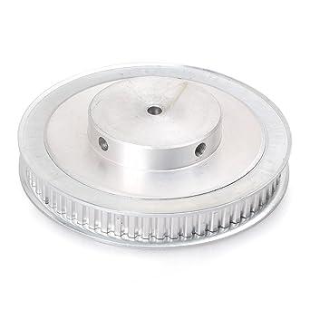 GZYF Poleas de correa de distribución 5 mm de diámetro XL60T ...