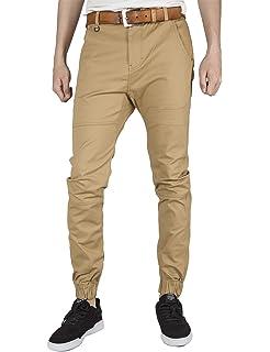 ITALY MORN Hombre Pantalones Cortos Ropa Jogging Sport Shorts Chino Algodón Casual Cargo Verano Summer Slim fit Fashion… 7Td77F