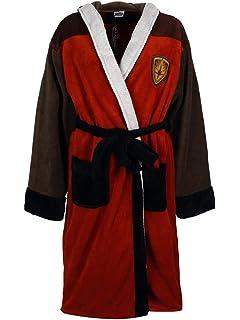 Guardians of the Galaxy Groot Marvel Fleece Robe with Hood  Amazon ... 069a5738e