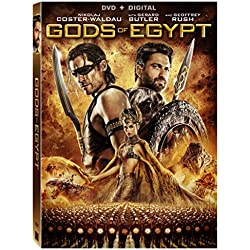 Gods Of Egypt [DVD + Digital]