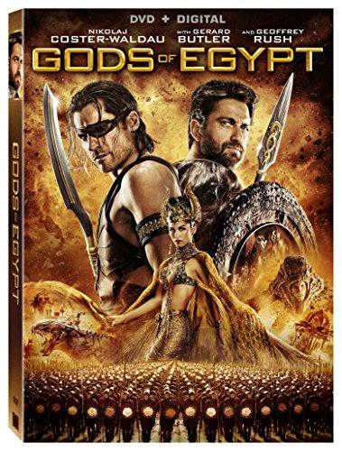 Gods Of Egypt [DVD + Digital] (Steelbook Big Hero 6)