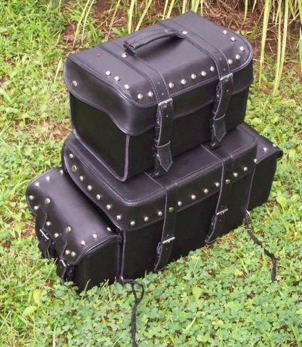 Studded Luggage - 7