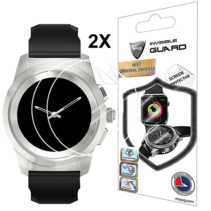 Para MyKronoz zetime 44 mm Smartwatch Protector de pantalla ...
