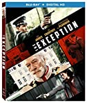 Cover Image for 'Exception, The [Bluray]'