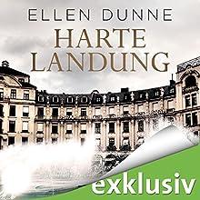 Harte Landung (Ein Fall für Patsy Logan 1) Hörbuch von Ellen Dunne Gesprochen von: Vanida Karun