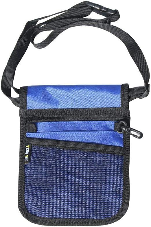 qingqingR Fanny Pack Organizador de cinturón de enfermería para Mujer Bolso de Cintura de Enfermera Bolsa de Hombro: Amazon.es: Hogar