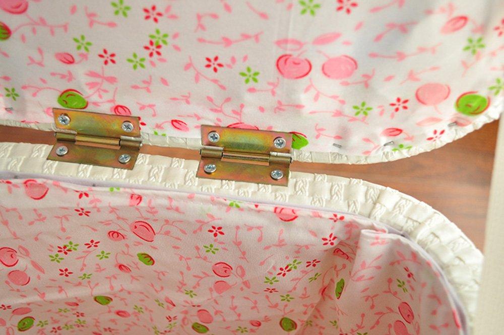 ALUK- Speicherhocker Speicherhocker   Vollendenkästen Moderne einfache einfache Moderne Feste Holzschuhe Schemel Sofahocker   können Leute Schemel sitzen (größe   40  32  46cm) 172a9d