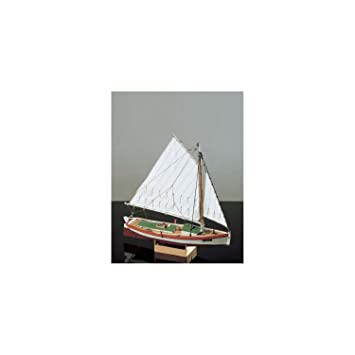 Corel SM42 Flattie Model Fishing Boat Kit - Easy to Assemble, Plank ...
