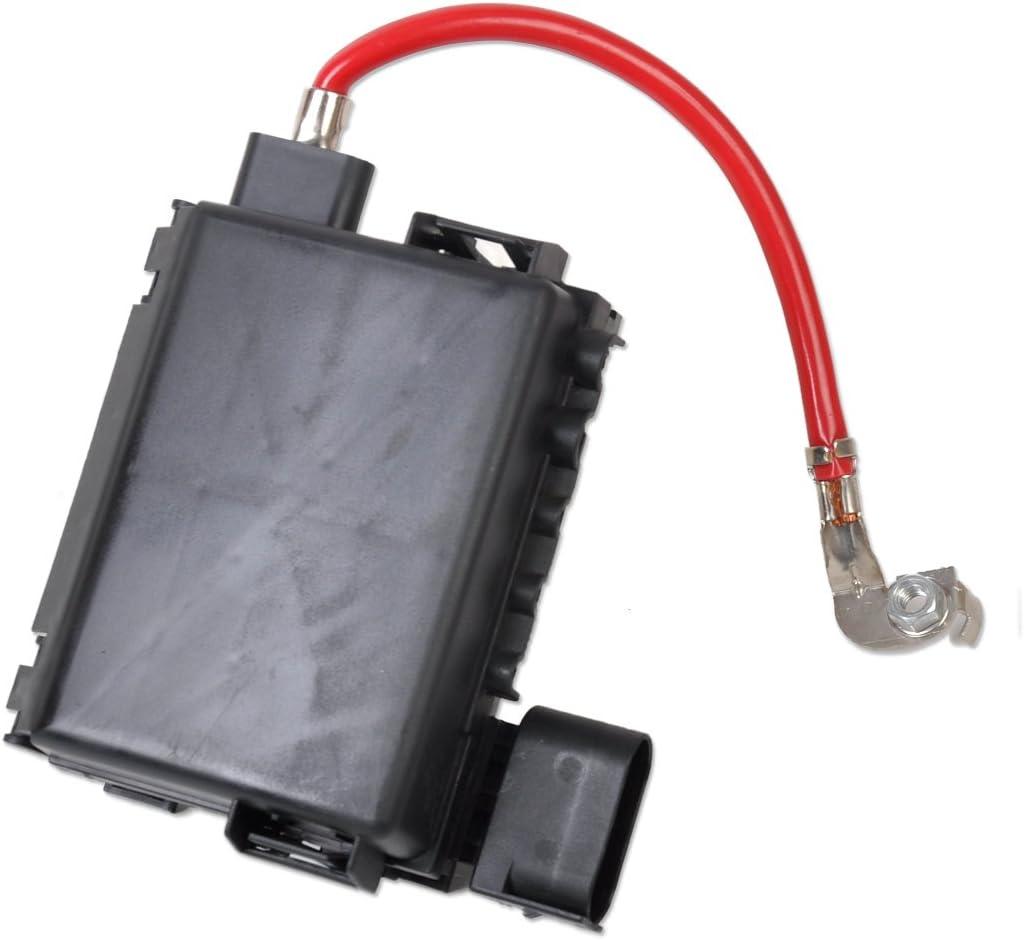 [DIAGRAM_5NL]  Amazon.com: Fuse Box Battery Terminal fit for VW Beetle Golf Golf City Jetta  1J0937550A: Automotive | 98 Beetle Battery Fuse Box |  | Amazon.com