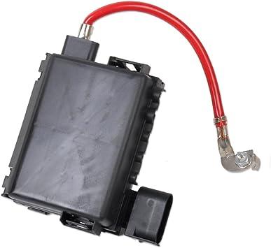 jetta battery fuse box amazon com fuse box battery terminal fit for vw beetle golf golf  amazon com fuse box battery terminal
