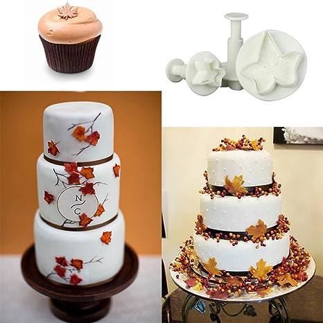 Molde para decoración de pasteles con diseño de pulisón, para fondant, moldes de tumbona