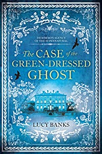 The Case Of The Green-dressed Ghost by Lucy Banks ebook deal