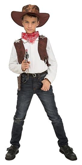 My Other Me Me-204411 Disfraz Yo quiero ser cowboy, 3-5 años ...