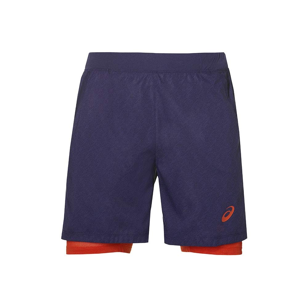 Short de Hombre 2 en 1 Padel Player GPX II Asics: Amazon.es ...