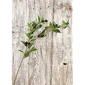 Wayhome Fair Olive Branch 31.5in - Excellent Home Decor - Indoor & Outdoor 7