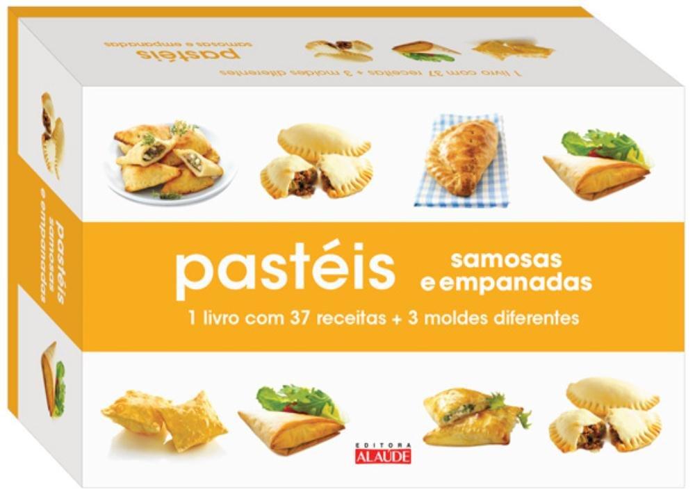 Pastéis, Samosas e Empanadas (Em Portuguese do Brasil) (Portuguese Brazilian) Paperback – 2013