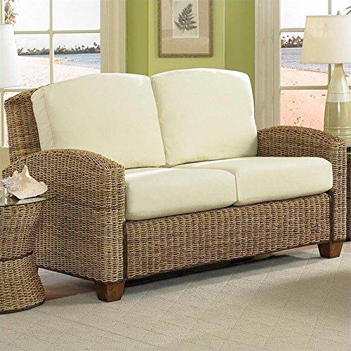 Banana Leaf Chair (Home Styles 5401-60 Naples Cabana Banana Love Seat, Honey Finish)