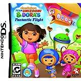 Nickelodeon Dora & Team Umizoomi's Fantastic Flight - Nintendo DS Standard Edition