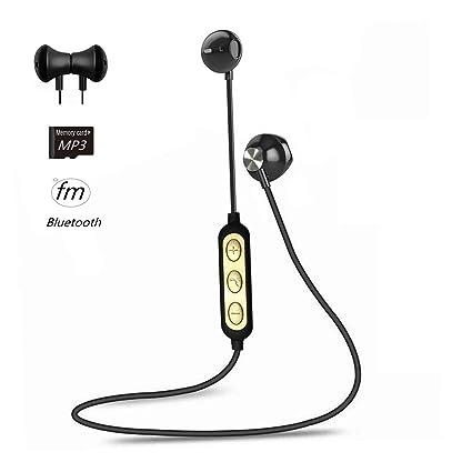 Amazon.com: Auriculares Bluetooth inalámbricos deportivos ...