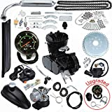 Seeutek 26'' or 28'' 80cc Bike Bicycle Motorized 2 Stroke Cycle Motor Engine Kit Set