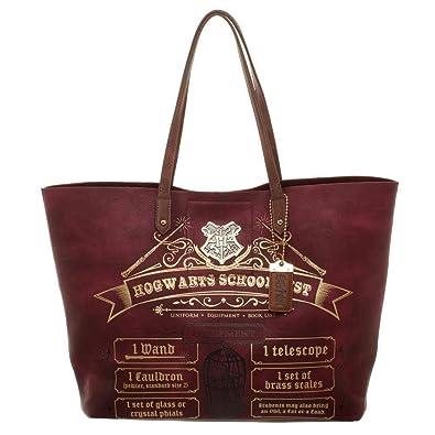 Amazon.com: Harry Potter Hogwarts School lista Oversized ...