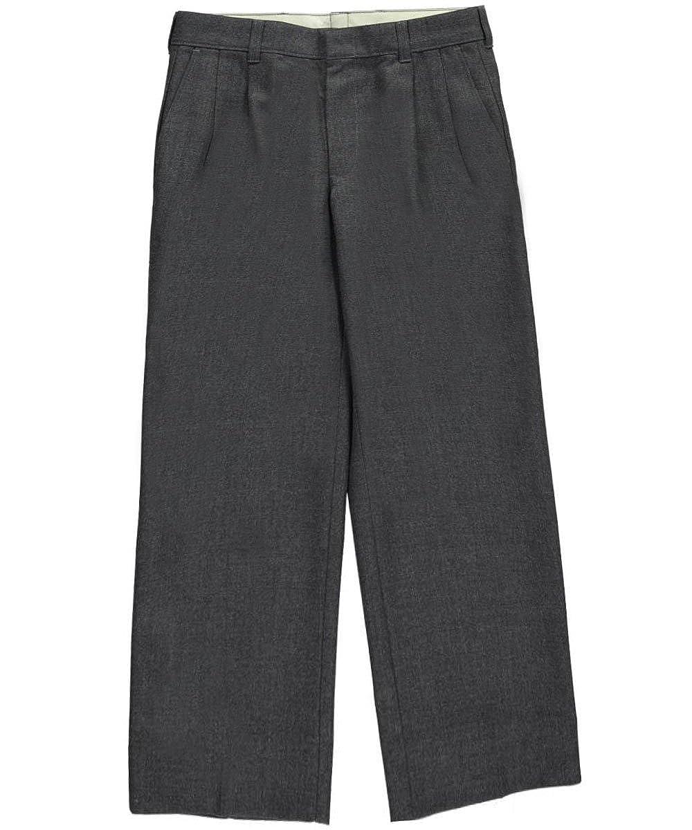 RIFLE KAYNEE Big Boys Husky Pleated Pants