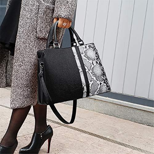 Bolso Hombro Edition Uno Black Ladies'fashionable black PwqE5v