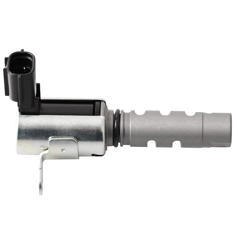 MYSMOT Left Oil Control Valve Engine Intake VVT Solenoid for Toyota Avalon Sienna Highlander Camry Solara,Lexus ES300 ES330 RX300 RX330 RX400h 2000-2010 153400A010 917-211