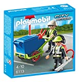 Playmobil 6113 City Action City Cleaning Sanitation Team