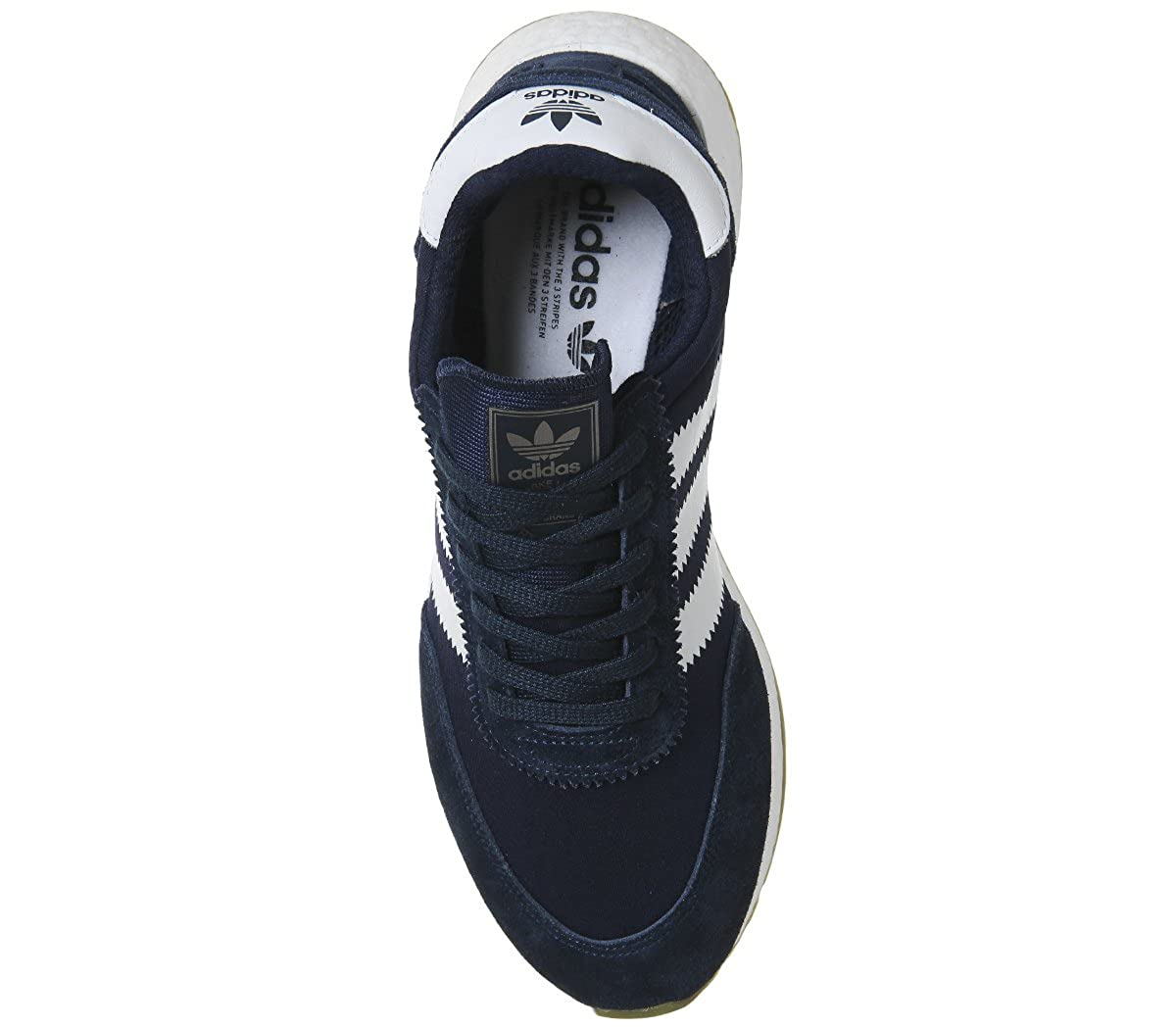 Amazon.com   adidas Originals Mens I5923 Iniki Runner Boost Trainers US5.5 Blue   Running