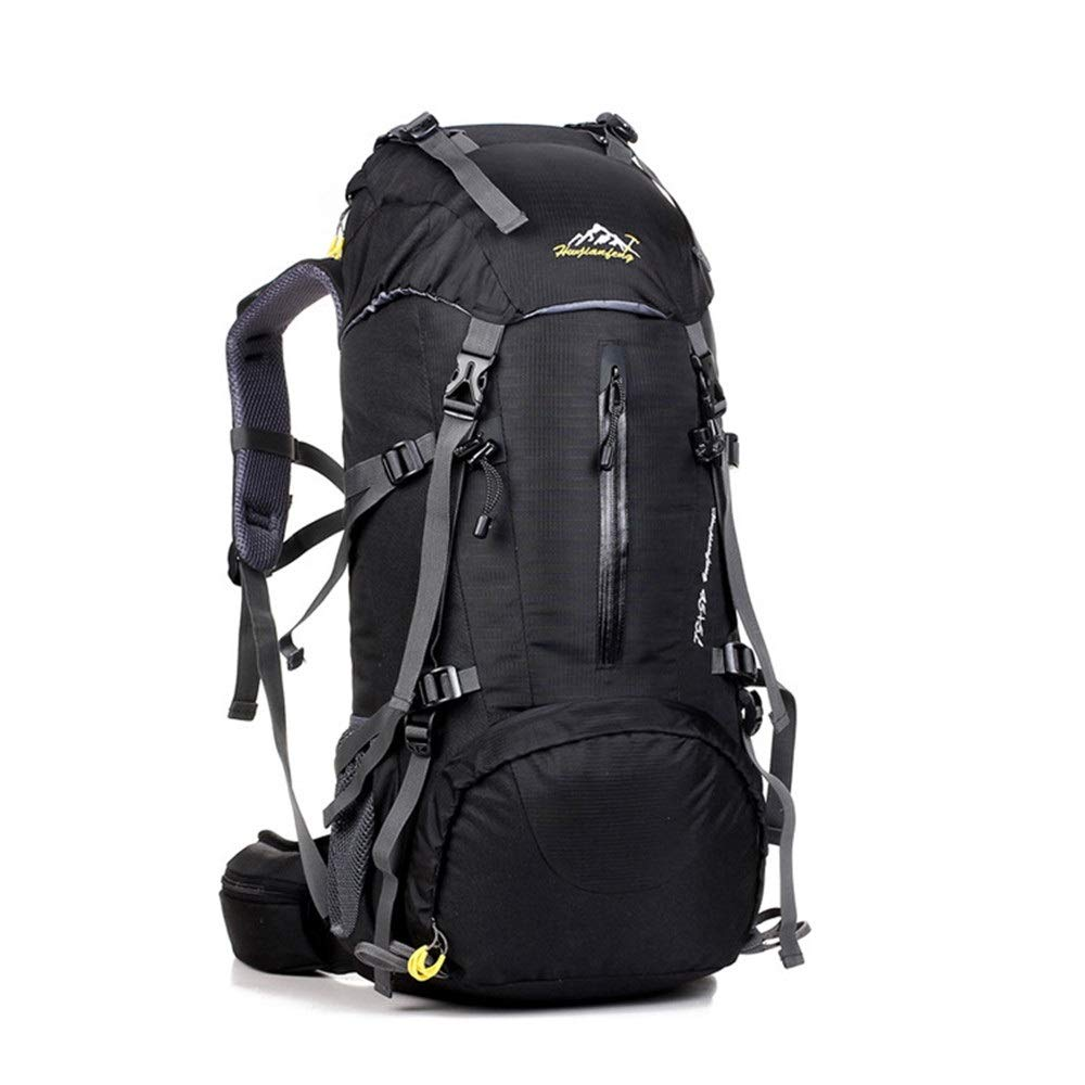 noir 603020cm AUMING Sac à Dos de Randonnée Sac à Dos de randonnée étanche Sac à Dos Haute Perforhommece pour la randonnée, la randonnée et Le Camping, très Grand (Couleur   noir, Taille   60